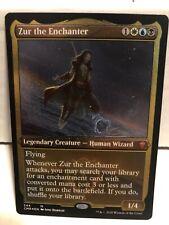 Zur the Enchanter English M//NM Foil Etched Commander Legends