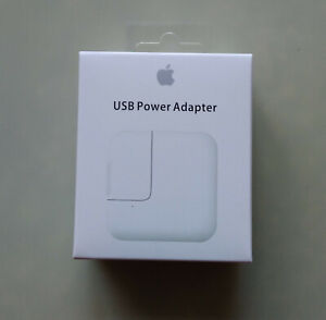 OEM 12W USB Power Adapter Wall Charger Cable for Apple iPad 2 3 4 Air Pro