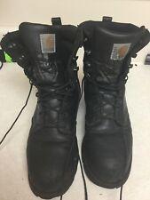 Carhartt Men's Steel Toe Waterproof Tactical Boots 10.5 Medium Width