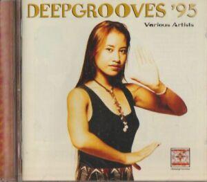 C.D.MUSIC I499   DEEPGROVES '95   VARIOUS ARTISTS