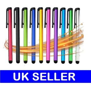 5x Universal Stylus Touch Pen for Smartphone Tablet iPad Samsung iPhone Huawei