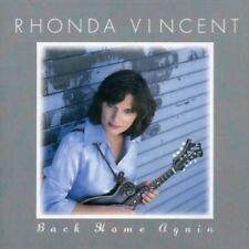 Rhonda Vincent - Back Home Again [New CD]