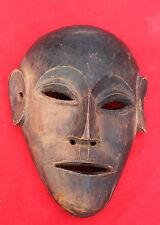 Old Very Rare Beautiful Handmade Wooden Tribal Mask