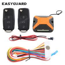 Easyguard quality Keyless Entry system key blade remote trunk release dc12v