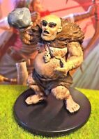 Hill Giant D&D Miniature Dungeons Dragons pathfinder chief ogre 31 warrior rpg Z