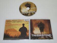 TREVOR RABIN/THE GREAT RAID, SOUNDTRACK(VARESE SARABANDE 302 066 673 2) CD ALBUM