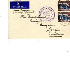 George V (1910-1936) Postal History Ceylon Stamps (Pre-1948)