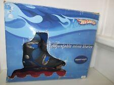 Mattel HotWheels Adjustable Inline Skates Size 1-4