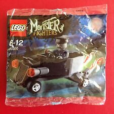 Lego Monster Fighters Zombie Coffin Car 30200