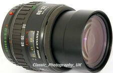 PENTAX-F ZOOM 28-80mm F3.5-4 VERSATILE Zoom Lens Pentax-K/ KA Film & DIGITAL fit