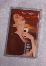 Nanci Griffith - Other Voices   Other Rooms K7 audio TBE
