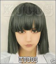 Spirited Away Haku Nigihayami Kohakunushi Cosplay Wig Green +Free wig cap