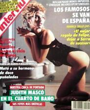INTERVIU 829 / JUDITH MASCO Great Pictorial !!! JEANETTE STARION ELVIS PRESLEY