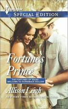 Fortune's Prince (Harlequin Special EditionThe Fortunes of Texas: Welcome to