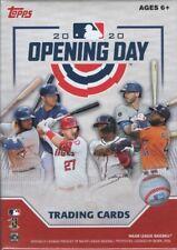 2020 Topps Opening Day Baseball MLB Trading Cards Blaster Box