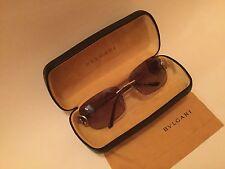 Authentic Bvlgari 641 Sunglasses with Original Case ITALY