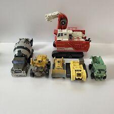 Transformers ROTF Construction Devastator Combiner Action Figure - Hasbro