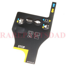 97772GT 97772 Control Box Overlay/Decal For Genie Gen 5 GS-2668 GS-3268 GS-3246