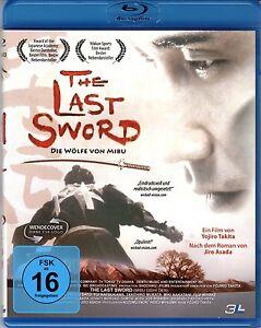 The last Sword - die Wölfe von Mibu  , Blu_Ray , 100% uncut , Out of Print , neu