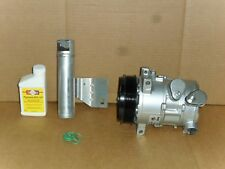 AC COMPRESSOR KIT 2009-2017 JEEP PATRIOT, COMPASS, 2009-2012 CALIBER 2.0L, 2.4L