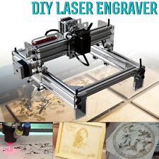 200mW Area Mini Laser Engraving Cutting Machine Printer Kit Desktop DIY 20*17cm