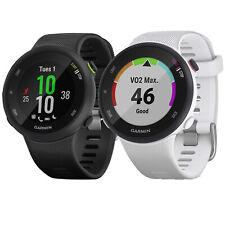 Garmin Forerunner 45 GPS Monitor de ritmo cardíaco reloj inteligente reformado, elige color