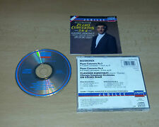 CD  Beethoven Piano Concertos 3 & 4 (Ashkenazy / Solti)  6.Tracks  1988  06/16