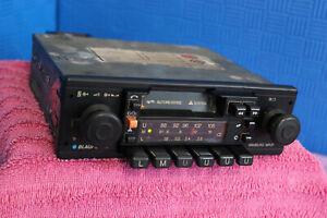 Vintage Classic 80's Blaupunkt Hamburg MR 21 Radio/Cassette Player Porsche BMW