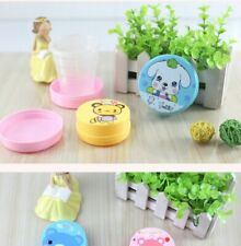Cartoon Folding Gargle Cup Silicone DrinkwareWater Cups Outdoor Travel Protable