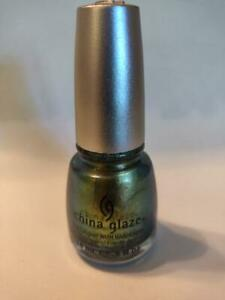 China Glaze Rare & Radiant Nail Polish New RARE AND VHTF