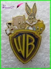 Pin's WB Warner Bros TITI SYLVESTRE PORKY BUGS BUNNY *RARE*  Looney toons #380