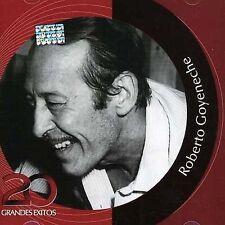 Involvidables RCA: 20 Grandes Exitos by Roberto Goyeneche (CD, Sep-2003, Bmg)