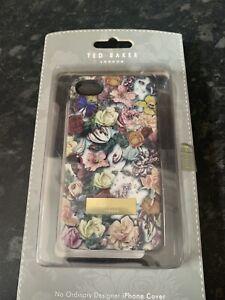 BNIP Designer TED BAKER iphone Case Cover 4/5 Decoupage Mobile Phone Xmas Gift