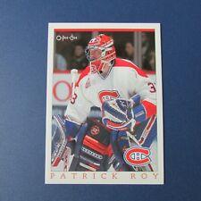 PATRICK ROY 1993 O-Pee-Chee Hockey Fest  # 30  Montreal Canadiens MINT /5000 OPC