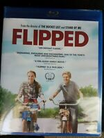 NEW!! FLIPPED MOVIE by Rob Reiner SEALED BLU-RAY DISC