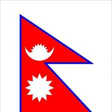 Nepal Flag Vinyl Sticker Decal Funny Danger Motorcycle Car Window Bumper Decor