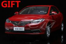 Car Model Roewe 360 1:16 (Red) + SMALL GIFT!!!!!