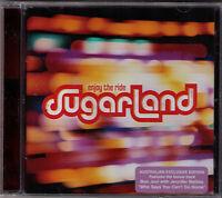 Sugarland – Enjoy The Ride CD Mercury 2008 USED