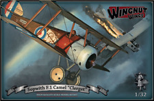 "Wingnut Wings 1/32 Sopwith F.1 Camel ""CLERGET"" # 32074"