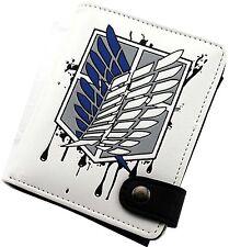 Attack on Titan Shingeki no Kyojin Scouting Legion Recon Corps Wallet Purse New