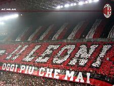 POSTER AC MILAN NIKE SCUDETTO SOCCER CALCIO FOOTBALL 1