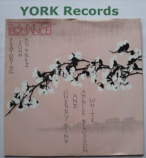 "MODERN ROMANCE - Cherry Pink & Apple Blossom White - Ex 7"" Single WEA K 19245"