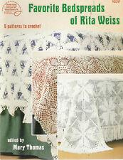 FAVORITE BEDSPREADS OF RITA WEISS ~ NEW ITEM