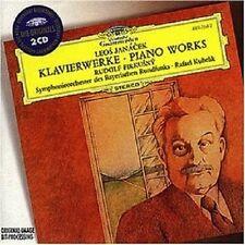 Rudolf/Kubelik, Rafael/SOBR Firkusny-pianoforte opere 2 CD NUOVO