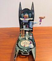 Micro Machines Batman BATCAVE Power Center Head Playset 1995 Galoob RARE!