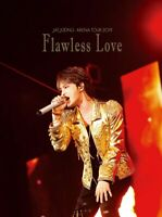 New JAEJOONG ARENA TOUR 2019 Flawless Love 2 Blu-ray Photobook Japan F/S JJKD-26