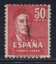 Spanien (1947) Gebraucht Spain - Edifil 1016 Fault