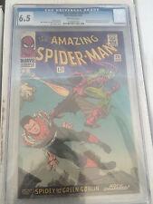 Amazing Spiderman #39 CGC 6.5 Stan Lee 1st John Romita Sr free shipping