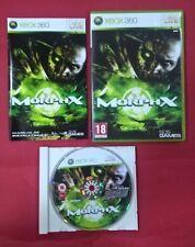 MorphX - XBOX 360 - USADO - MUY BUEN ESTADO