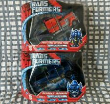 Transformers Movie 07 First Strike Optimus Prime Off-road IronHide AllSpark Lot